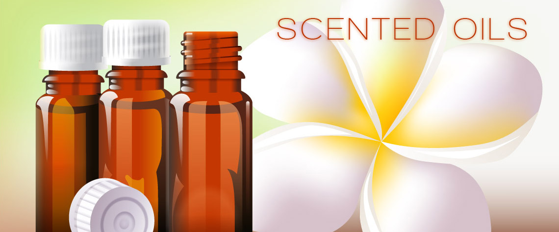 Scented Oils perfume fragrance collection